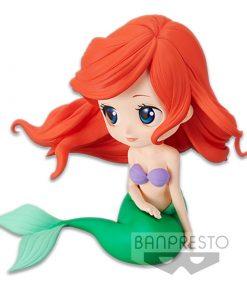 Figura La Sirenita Disney Ariel Q Posket 14cm