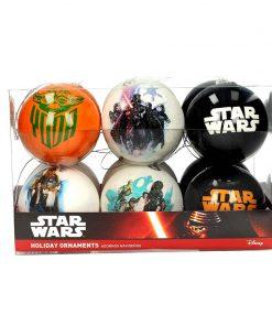 Bolas Navidad Star Wars