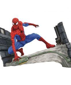 Marvel Gallery Estatua Spiderman Webbing