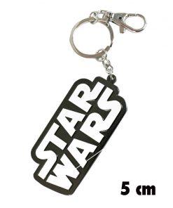 Llavero Logo Star Wars