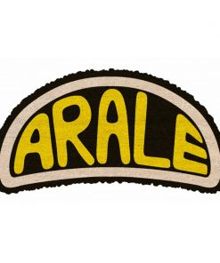 Felpudo Dr Slump Logo Gorra Arale