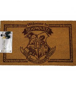 Felpudo Harry Potter Welcome to Hogwarts