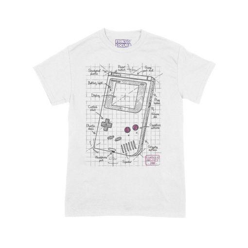Camiseta Game Boy 1989