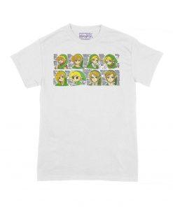 Camiseta Historia Link