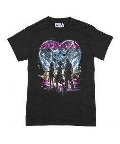 Camiseta Kingdom Hearts Los 3 del Reino