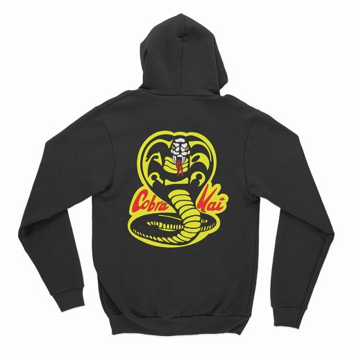 sudadera capucha Cobra Kai