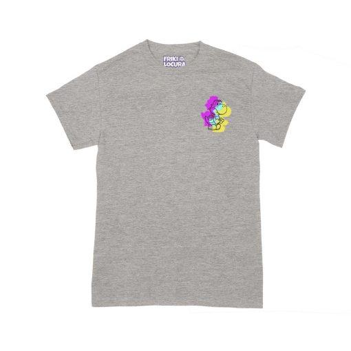Camiseta Super Mario Yoshi 80s