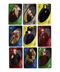 Harry Potter Juego de Cartas UNO