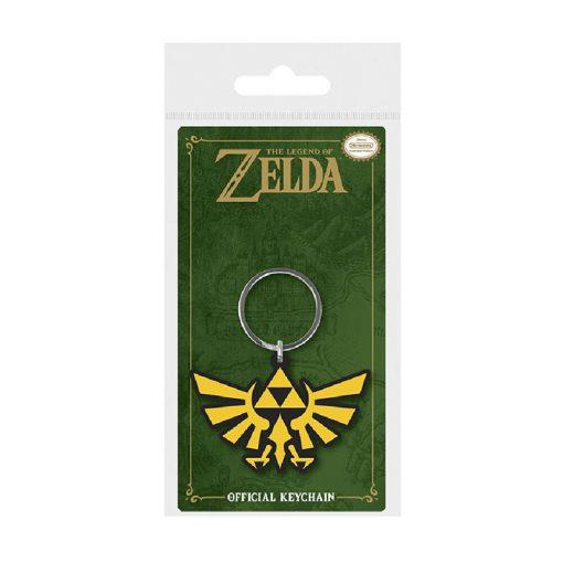 Llavero The Legend of Zelda Trifuerza