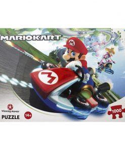 Mario Kart Puzzle Funracer