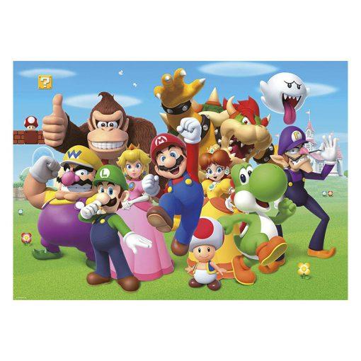 Nintendo Puzzle Super Mario
