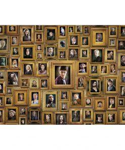 Harry Potter Puzzle Retratos Imposibles